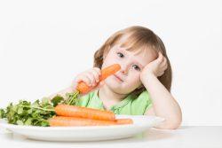 Морковь для детей: полезные свойства, противопоказания, рецепты