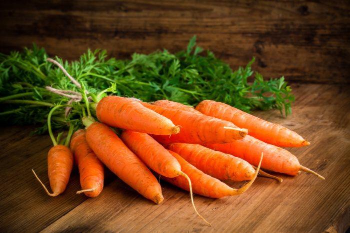 Польза сырой моркови для ребенка