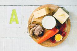 Нехватка витамина А у ребенка: симптомы, лечение, обзор продуктов и препаратов