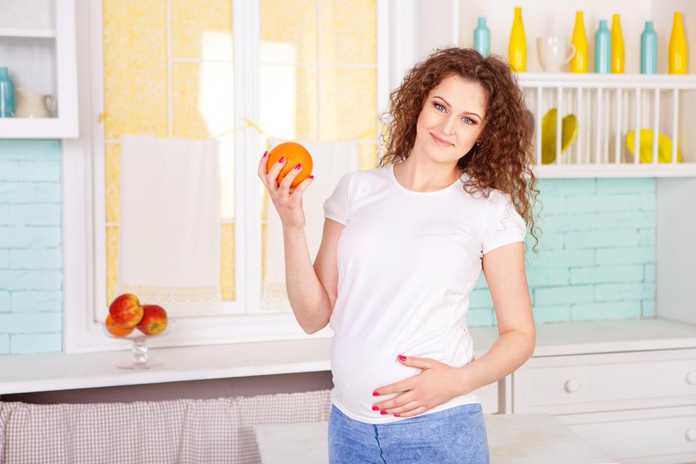 Диета для беременных 3 триместр: меню при лишнем весе