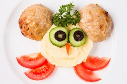 Картофель для детей: полезные свойства, рецепты