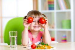Помидоры для детей: польза и вред, советы по применению