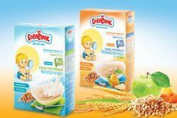 Производители каш для детей до года: обзор продуктов