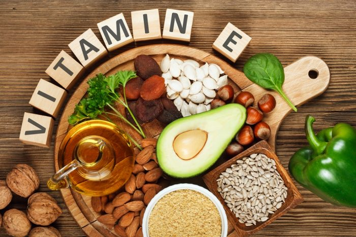 Витамин е ребенку