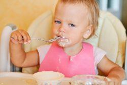 Каша для 1-го прикорма: советы и рекомендации по выбору и приготовлению