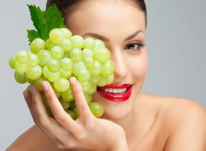 как выбрать фрукты_виноград