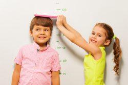 Чем кормить ребенка для роста?