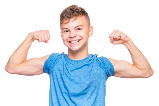 Спортивное питание для подростков (12–16 лет)