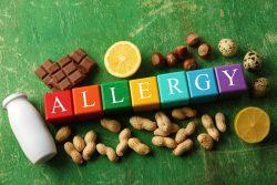 Пищевая аллергия: как отличить? Диета