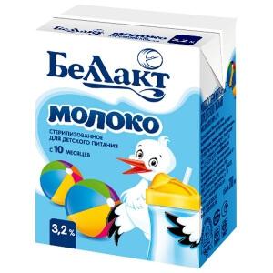 детское молоко_беллакт