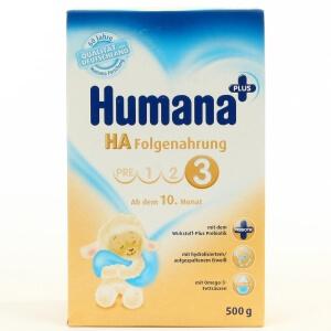 гипоаллергенные смеси_хумана