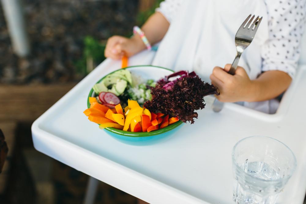 Дети-вегетарианцы: хорошо или плохо