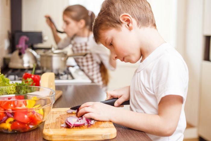 Лук вред и польза для ребенка