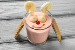Чем полезен для ребенка йогурт