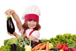 Польза баклажанов для детей