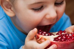 Можно ли ребенку гранат с косточками