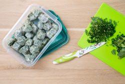 Как приготовить замороженные овощи ребенку