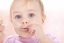 Питание и меню ребенка в 9 месяцев