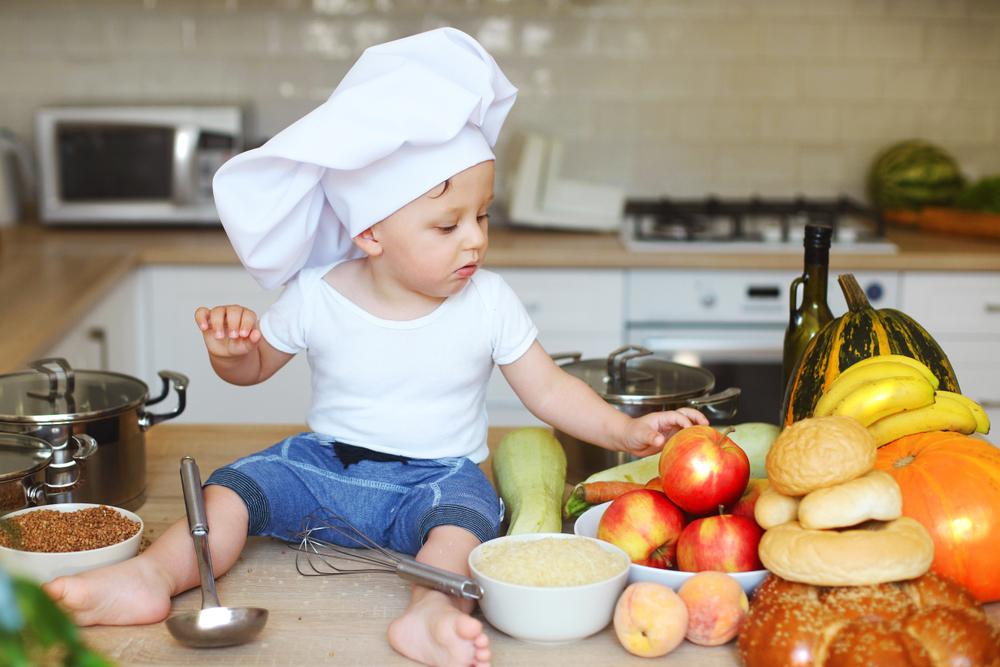 Какое должно быть меню ребнка в 11 месяцев
