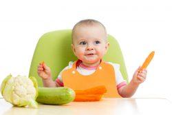 Продукты, полезные для детей от года до 3 лет