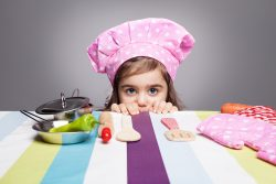 Что можно приготовить на ужин ребенку 3 лет